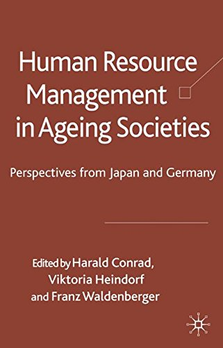 Human Resource Management in Ageing Societies: Perspectives from Japan and Germany: 0