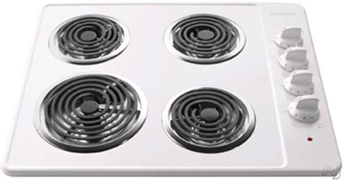 Frigidaire FFEC2605LW 26 Electric Cooktop - White