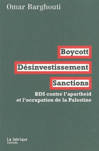 Review by Joel Fishman:  The Message of BDS