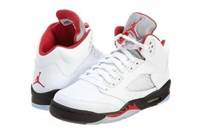 Amazon.com: Air Jordan 5 Retro (Gs) Big Kids Style: 440888-100 Size: 3