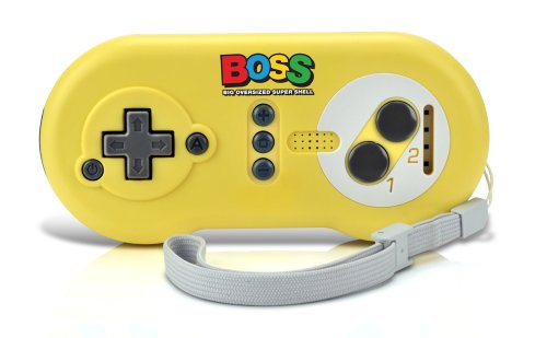 Wii Boss - Yellow front-262244