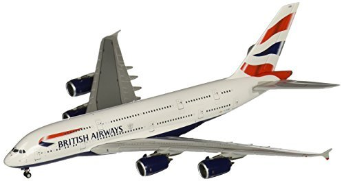 Gemini Jets 1/400 GJBAW1500 British Airways Airbus A380-800 G-XLEB by Gemini Jets (Airbus A380 1 400 compare prices)