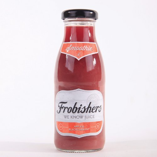 Frobishers Frob Apple B'Currant Smoothie (250Ml) Gluten Free Vegan