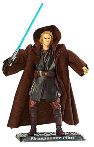 Star Wars - The Saga Collection - Episode III Revenge of the Sith - Basic Figure - EP3 Anakin Skywalker