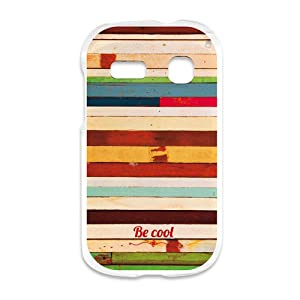 Amazon.com: Alcatel One Touch Pop C3 Case BeCool Patchwork Wood: Cell