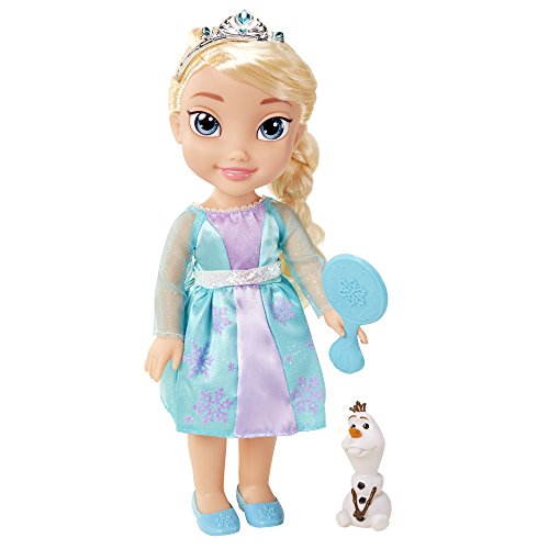 New Disney Frozen Toddler Doll New Reflection