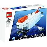 レゴ クーソー しんかい6500 21100