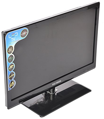 PXO Vision 19 Inch LED TV (Black)