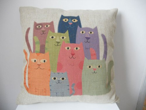 Square Pillow Cases front-1029121