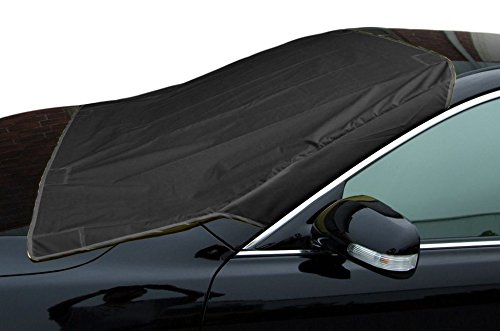 EFORCAR(R) Car Truck SUV Windshield Front Window Cover Snow Ice Protector Sun Shield Fit Summer & Winter Weather (Windows Shield compare prices)