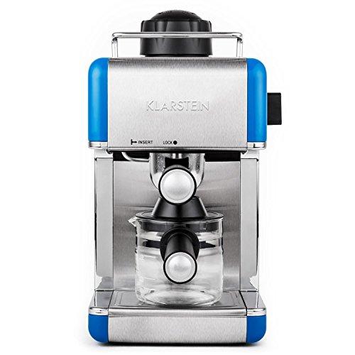 pour espresso machine