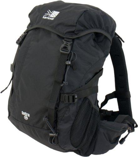 (カリマー) karrimor デイパック タトラ 20L / tatra 20 ブラック × ブラック リュック ザック バックパック