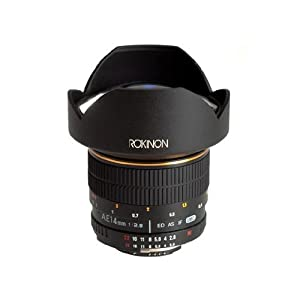 Rokinon 14mm F2.8? Ultra Wide Angle Lens