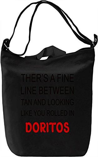 theres-a-line-between-tan-and-rolled-in-doritos-funny-bolsa-de-mano-dia-canvas-day-bag-100-premium-c