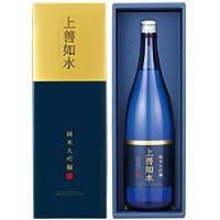 白瀧酒造 上善如水 純米大吟醸 瓶 1800ml