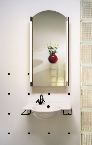 Robern Arched Bathroom Mirror front-692156
