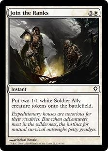 Magic: the Gathering - Join the Ranks - Worldwake (Join Advantage compare prices)