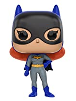 Funko Batman The Animated Series Batgirl Pop Heroes Figure