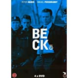 Beck - Series 17-20 - 4-DVD Box Set ( Skarpt l�ge / Flickan i Jordk�llaren / Gamen / Advokaten ) ( The Scorpion / Girl In the Basement / The Vulture / The Attorney )by Mikael Persbrandt