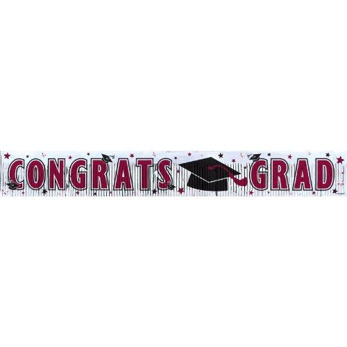 grad met frngd banner 5`berry