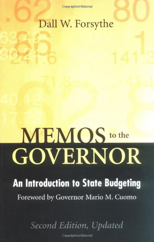 Memos to the Governor, Second Edition, Updated: Memos to...