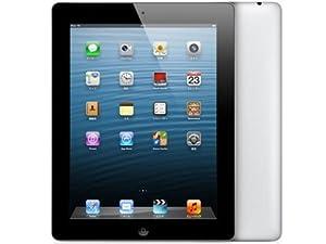 Apple 第4世代 iPad Retinaディスプレイモデル Wi-Fiモデル 16GB MD510J/A ブラック MD510JA