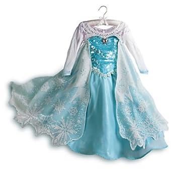 Disney Store Frozen Elsa Limited Edition LE Costume Size 6