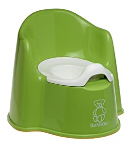 BABYBJORN Potty Chair - Green