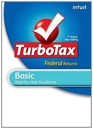 TurboTax Basic Federal + E-file 2011 for Mac [Download] [Old Version]