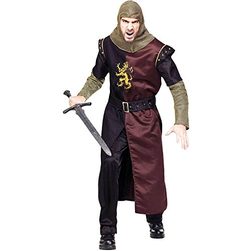 Valiant Knight Adult Costume - One Size