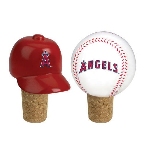 MLB Los Angeles Angels Wine Bottle Cork Stopper