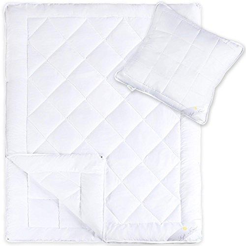 4-Jahreszeiten-Steppdecke-fr-Winter-und-Sommer-im-Set-mit-1-Kissen-weitere-Sets-whlbar-Mikrofaser-Bettdecken-Set-135-x-200-cm-inkl-1x-Kopfkissen-80-x-80-cm-Serie-Soft-Touch-aqua-textil-0011640