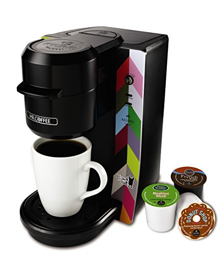 Single Cup Coffee Maker Uses Grounds : Coffee Maker that Uses K Cups and Regular Coffee - Gathering Grounds Cafe