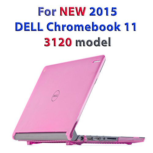 """iPearl mCover Hard Shell Case for 11.6"""" Dell Chromebook 11 ..."""