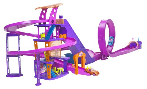 Polly Pocket Pollywheels Race to the Mall Amazon.com