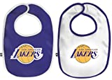 NBA Los Angeles Lakers 2 Piece Team Bib Set - R21F9Cla Kids