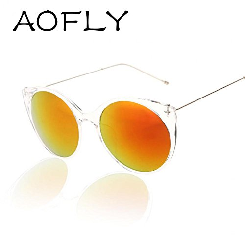 Occhiali da sole Donna luglio Brand Design Occhiali da sole Gafas de sol Mujer Occhi di gatto vintage Shades Oculos De Sol Feminino s1741