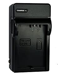 Canon LP E5 Battery Charger - Premium Quality I-Discovery Compact Battery Charger