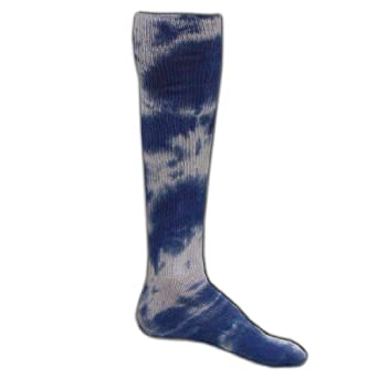Buy Red Lion Revolution Tie Dye Cotton Athletic Tube Socks by Red Lion