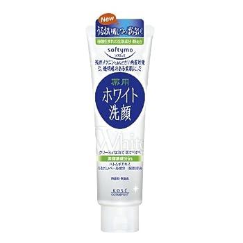 ソフティモ ホワイト 薬用洗顔フォーム 150g