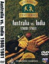 Australia Vs India: 1980 - 1981 Test Series