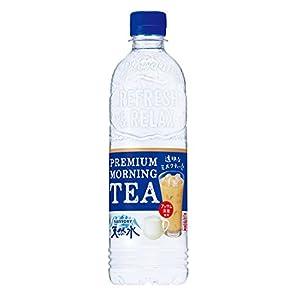 サントリー 天然水 プレミアムモーニングティーミルク 550ml×24本