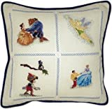 MCG Textiles Disney Dreams Collection Pillow,14x14