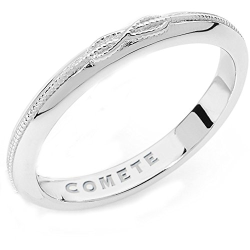 anello donna gioielli Comete Fedi misura 9 elegante cod. ANG 107 M9
