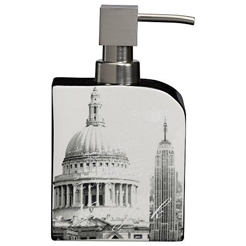 Creative Bath Products Toothbrush Holder Black REG60BLK