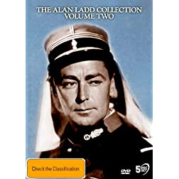 The Alan Ladd Collection: Volume Two