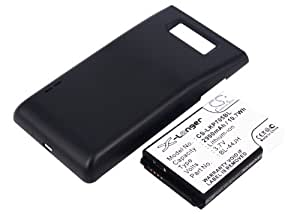 Amazon.com: Battery for LG Optimus P705g Li-ion 3.7V 2900mAh - BL-44JH