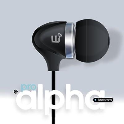 Brainwavz ProAlpha In-Ear Headphones
