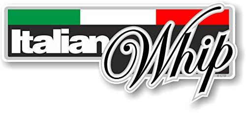 funny-slogan-italien-whip-avec-drapeau-italien-design-bumper-sticker-design-en-vinyle-autocollant-de