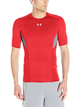 Under Armour Camiseta Técnica (Rojo)